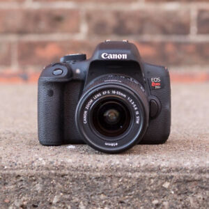 Canon t6i for sale