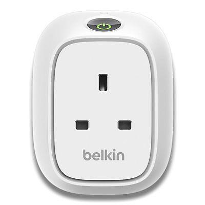 Ganz schön clever: Die Belkin WeMo Insight Switch Steckdose