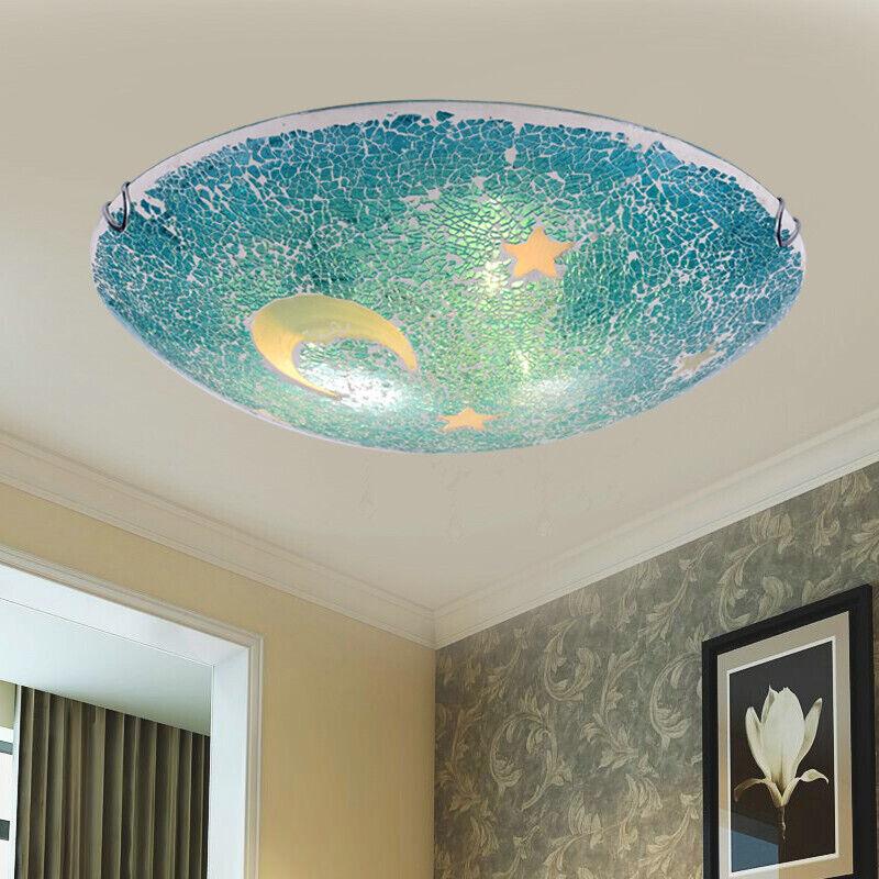 Tiffany Led Ceiling Light Fixture