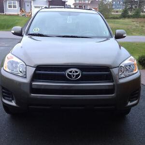 2011 Toyota RAV4 SUV, Crossover