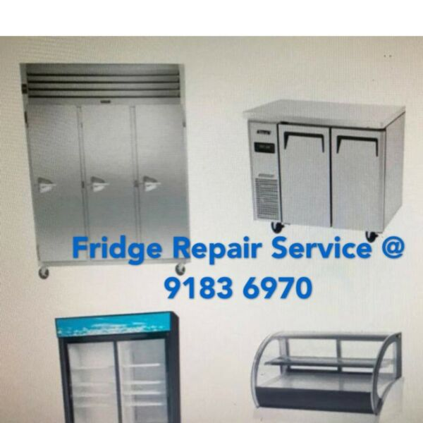 Commercial Cold room | Walk in chiller | Freezer Maintenance Repair Services Singapore