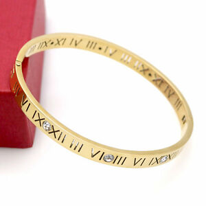 **BRAND NEW** Roman Numerals Bracelet Laser Cut HIGH QUALITY!! Cambridge Kitchener Area image 4