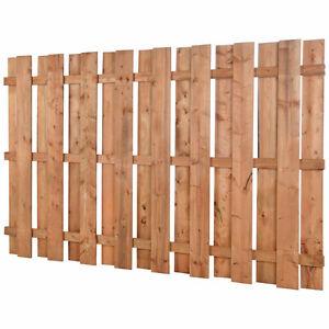 Recherche Cloture en bois de 5 ou 6 pieds de hauteur