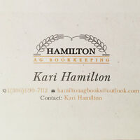 Hamilton Ag Bookkeeping