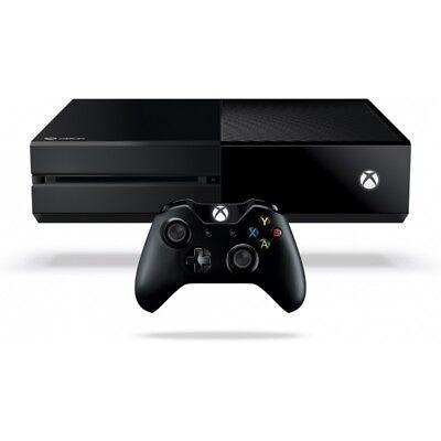 Microsoft Xbox One Console 500GB - 1TB White Black ()