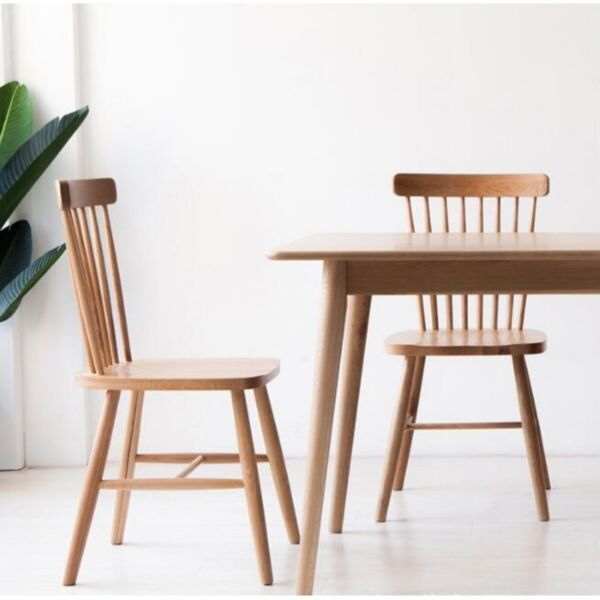 CSC 014 PO Solid Wood Chair, Dining Chair