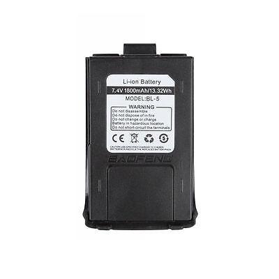 Baofeng GT-3 Aufladbar 1800 mAh 7,4V Li-ion Ersatzakku Batterie Battery Akku DHL
