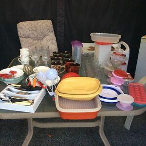 lot accessoir de cuisine pour vr