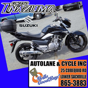 2013 Suzuki GW250 Inazuma SUPER COOL BIKE Only $2995 WOW