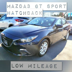 2016 Mazda3 Sport GT***Clear Out SALE***