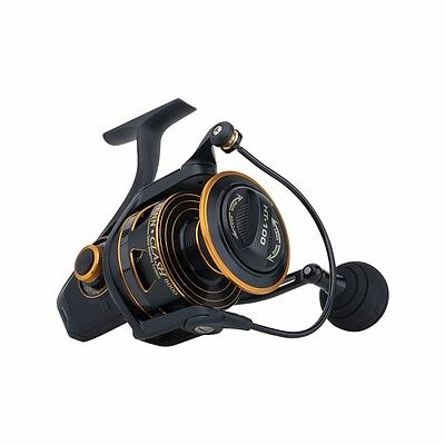 Penn Clash 4000 Saltwater Fishing Spinning Reel CLA4000