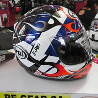 Arai RX-Q Flame Motorcycle Helmet Snell 2015 Brand New Oshawa / Durham Region Toronto (GTA) Preview