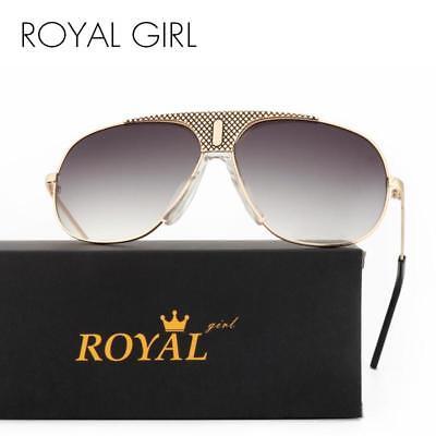 ROYAL GIRL Top Quality Sunglasses Men Brand Designer 2017 Fashion Aviator Drivin