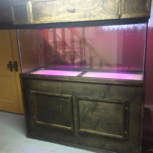 !!HUGE DEAL!! 125Gallon Aquarium With New Stand & Canopy