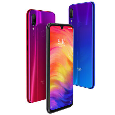 Screen Handy (Xiaomi Redmi Note 7 4GB 64GB Smartphone Global Version(EU) 6.3