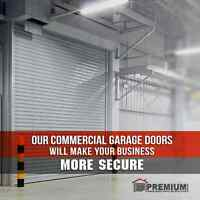 24/7 Emergency Commercial Industrial Overhead Door Service
