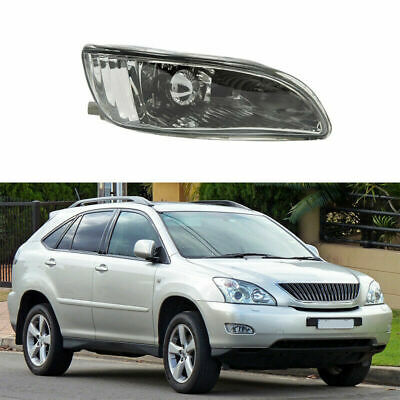 For Lexus RX330/RX350 2004-2009 05 08 Right Side Front Fog Light Lamp Clear Lens
