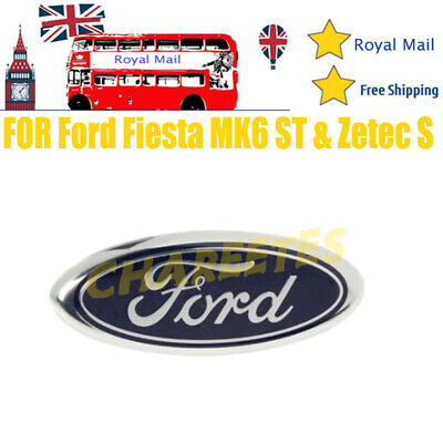 Genuine Ford Fiesta MK6 ST /& Zetec S Front Ford Oval Badge Logo New 1779943