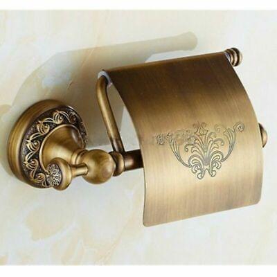 Messing Toilettenpapier Halter (Vintage Toilettenpapierhalter WC Rollenhalter Papierrollenhalter Papierhalter)