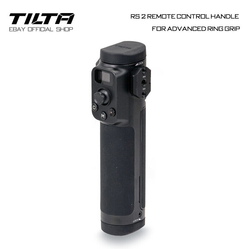 Tilta RS 2 Gimbal Remote Control Handle For Advanced Ring Grip For DJI RS 2/RSC2