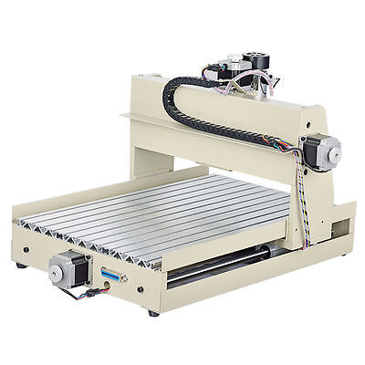 3 Axis 3040 Cnc Router Engraver 3d Cuttrer Wood Carving Engraving Machine Usb Us