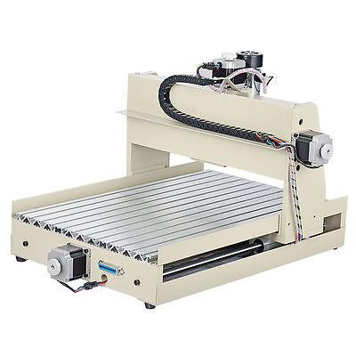 400w 3aixs Cnc 3040 Router Desktop Engraving Cutting Machine Carving Engraver