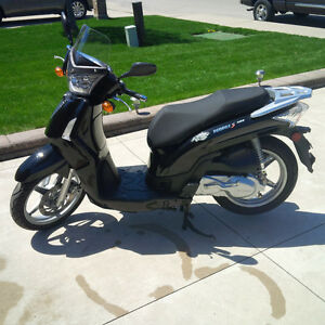 2008 Kymco People 125S