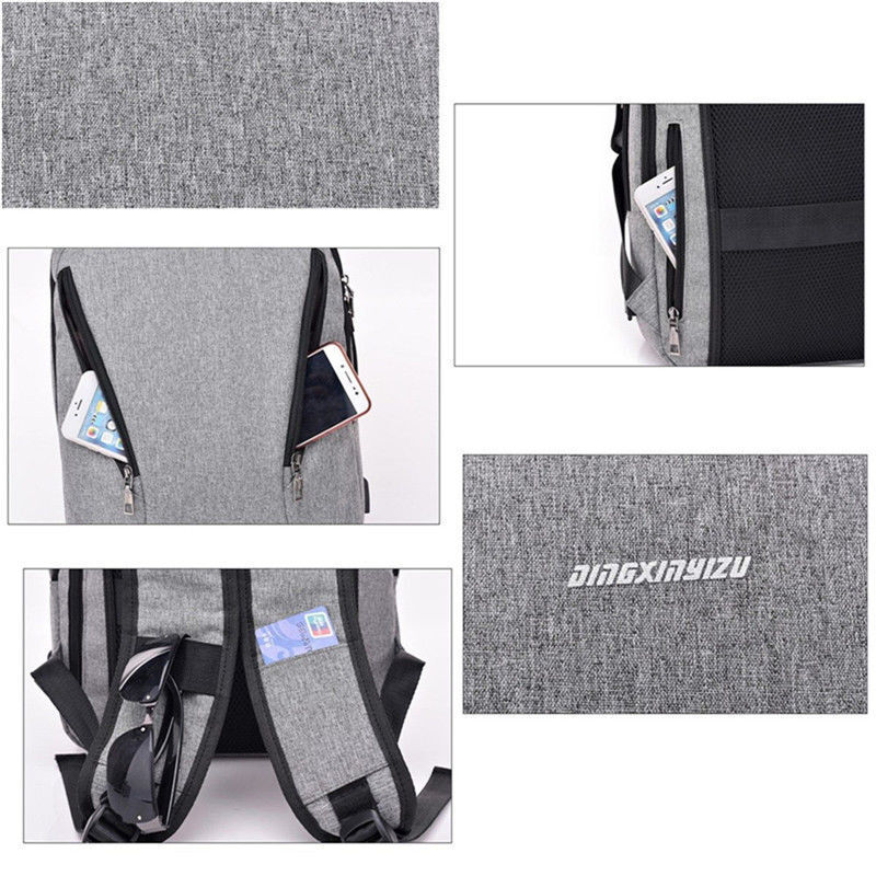 Anti Charging Notebook Business Travel