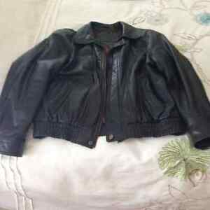 Moore's Leather Jacket