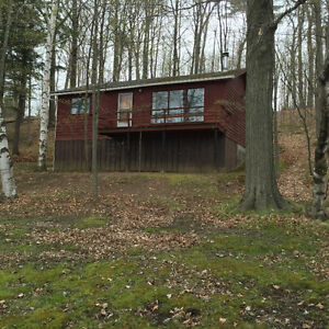 Water Front - Kents Bay - close to Rice Lake - cottage for sale