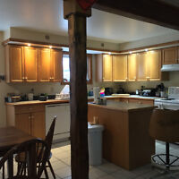 Large 3-Bedroom Apartment (Attached Garage)