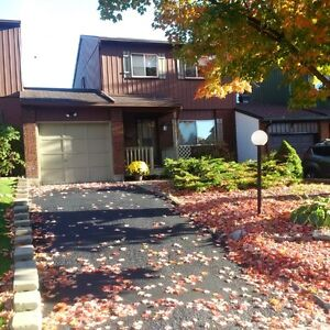 3 Bedrooms, finished basement , excellent location.