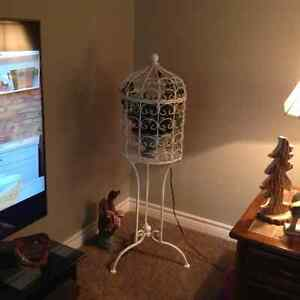 Decorative Bird Cage (not for birds)
