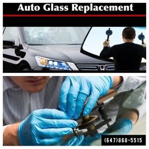 AUTO GLASS from $149 - STONE CHIP REPAIR from $40 TINT FROM $170