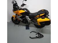 KAWASAKI KLE650 VERSYS. STAFFORD MOTORCYCLES LIMITED