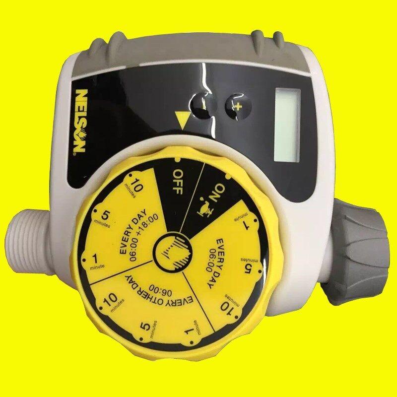 NELSON NEW HOME WATER TIMER GARDEN IRRIGATION CONTROLLER 5548-16