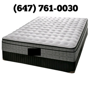 **Brand New Mattress for Sale Queen, Double, Single From $95 ---
