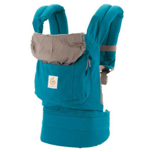 ASSORTED ERGOBABY ORIGINAL BABY CARRIERS - 4 COLOUR  CHOICES
