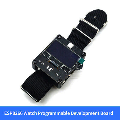 esp8266 wifi development board for arduino wristband