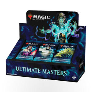 Magic The Gathering Ultimate Masters Available @ Breakaway