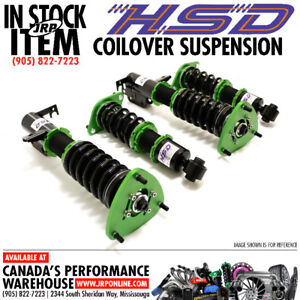 HYUNDAI ACCENT / ACCENT HATCH 2012+ - HSD COILOVERS W/ NO CAMBER
