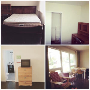 FURNISHED Master room or rent, NEAR U of M, EVERYTHING INCLUDED