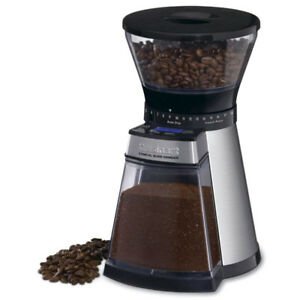 Cuisinart - Programmable Conical Burr Coffee Mill