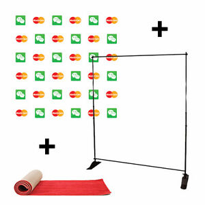 CUSTOM BANNERS/BACKDROP PACKAGE/STEP&REPEAT - LOW AS $159.00! Strathcona County Edmonton Area image 3