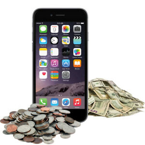 BUYING ALL LOCKED & CRACKED IPHONE 5S 6S 6 OR SE FOR CASH