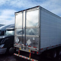 Utility Reefer Trailer 2003