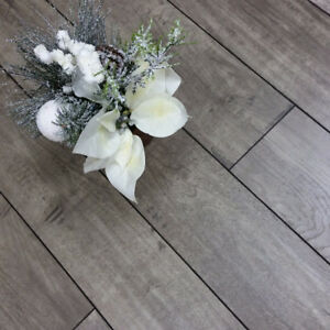 Save 10% to 30% on 12mm Water Resistant Laminate Flooring!!!