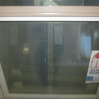 White PVC Windows - NEW