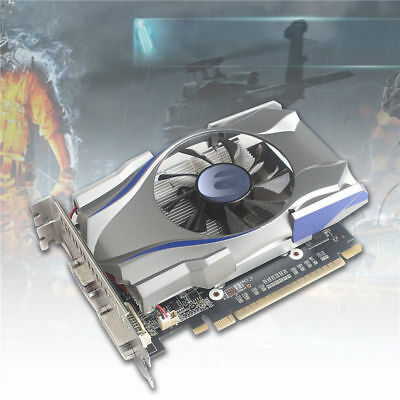 Gt730 4Gb Ddr5 Game Video Graphics Card Fit Nvidia Geforce W  Cd Drivers For Pc