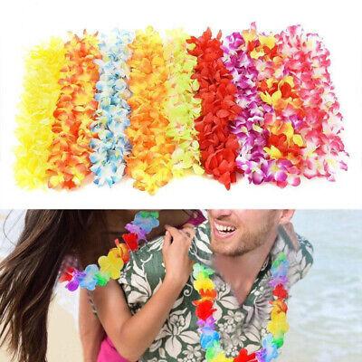 aiianische Blume Halskette Kranz Party Hochzeit liefert DIY  (Hawaiianische Party)